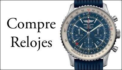 Compre relojes de segunda mano.