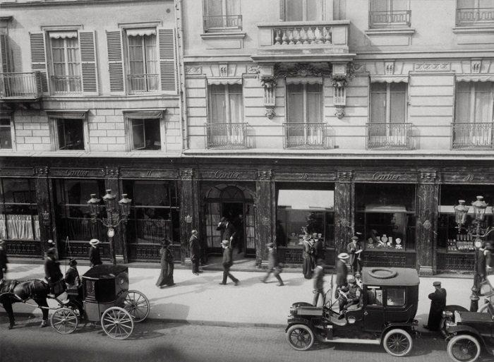 Primera tienda de Cartier