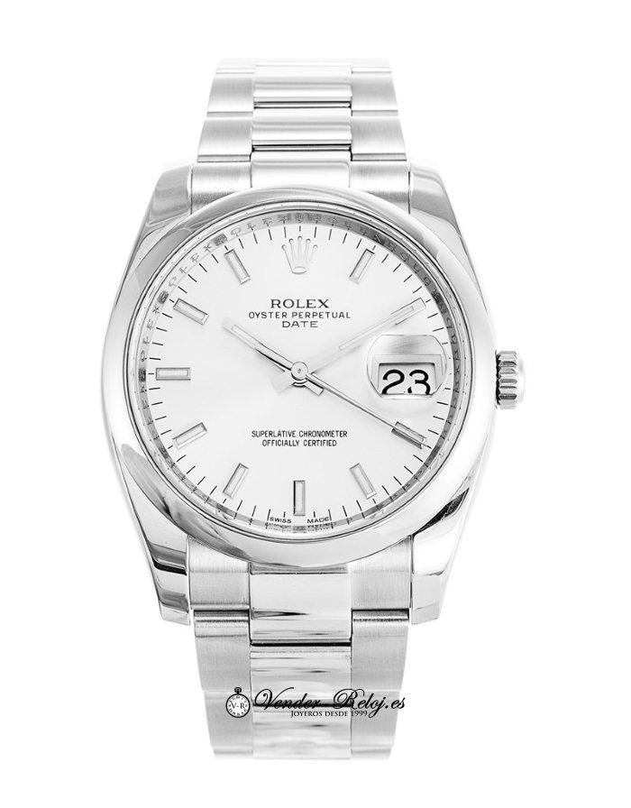 vender un reloj usado
