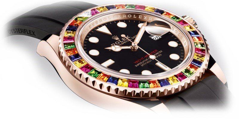 Propietarios de Rolex