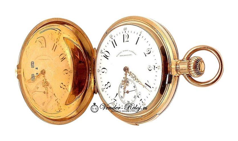 Reloj del abuelo es una fortuna.