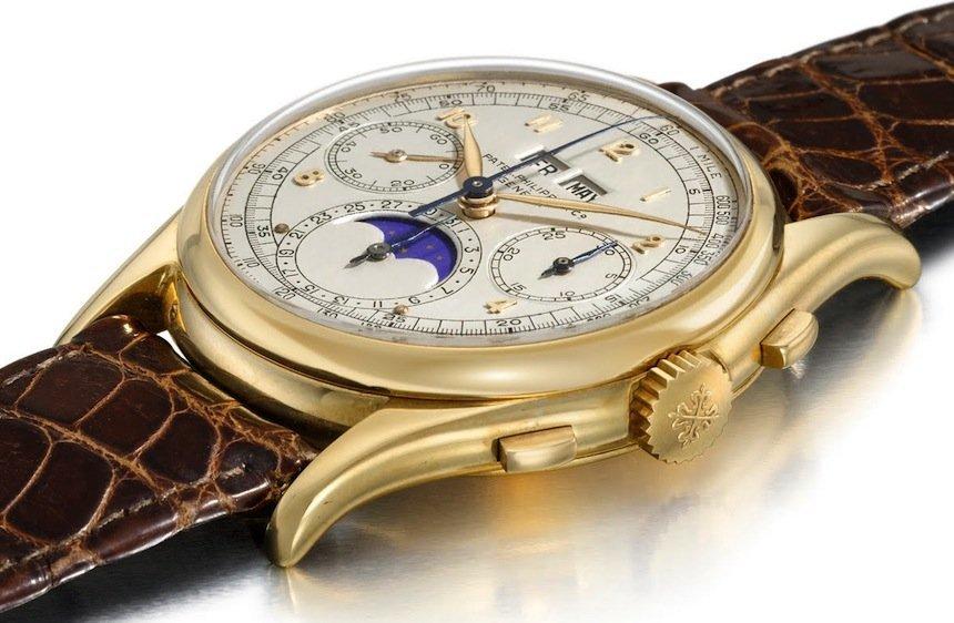 reloj mas caros de Patek Philippe