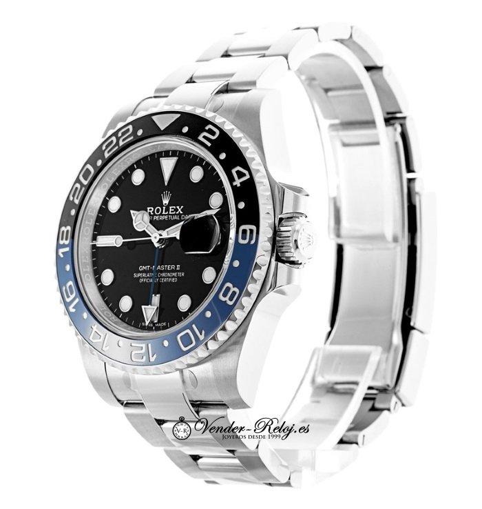 Vender-Rolex-GMT-MasterII-compra-venta