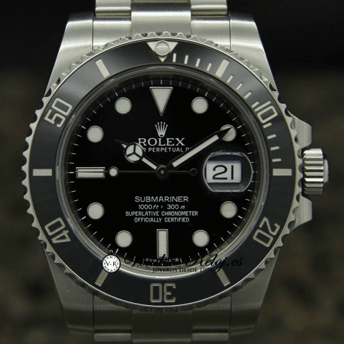 ROLEX SUBMARINER CHRONOMETER